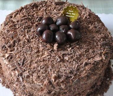 黑珠森林蛋糕