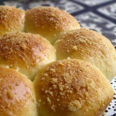 红豆沙早餐包的做法
