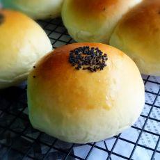 红豆汤种小面包