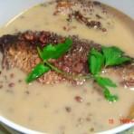 红豆炖鲤鱼
