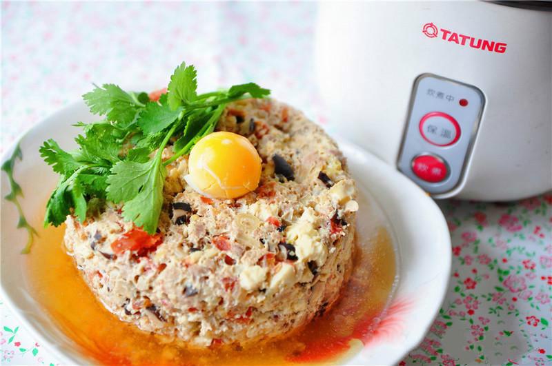 红茄豆腐炖肉
