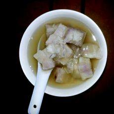 红薯糖水的做法