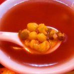 红糖玉米绿豆饮