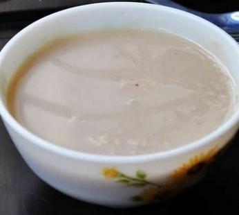 红枣米润豆浆的做法