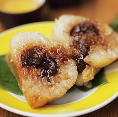 红枣粽的做法