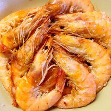 花椒盐焗虾