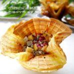 花蜜水果蛋卷