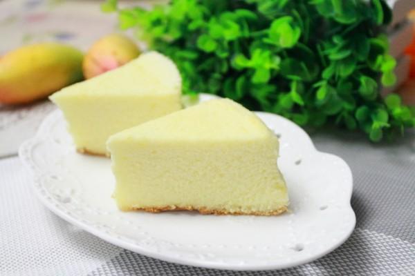 滑嫩的蛋糕