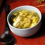 黄豆芽海带豆腐汤