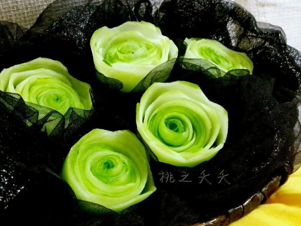 黄瓜绿玫瑰