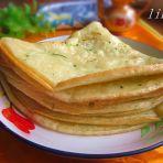 黄瓜丝鸡蛋饼