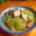 黄瓜炖豆腐