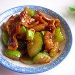 黄瓜炖素鸡