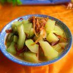 黄瓜炖兔肉
