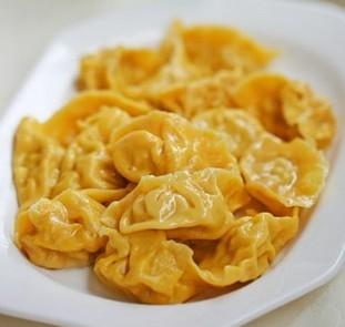 黄金饺子的做法