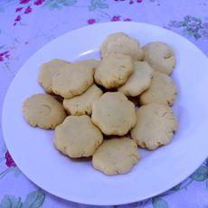 花生酥酥饼