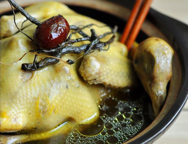 胡椒根炖鸽子汤的做法