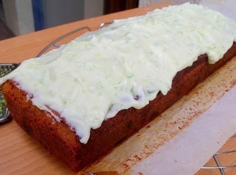 胡萝卜蛋糕的做法