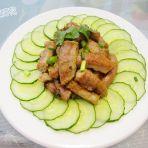 姜葱焗猪粉肠的做法
