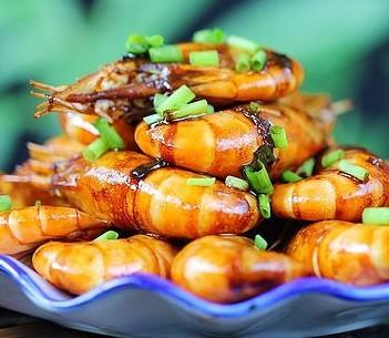 江南油焖虾