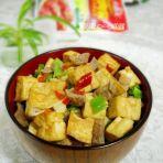 酱肉丁豆腐