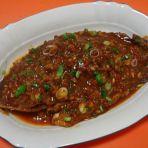 酱烧福寿鱼