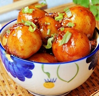 酱烧小土豆的做法