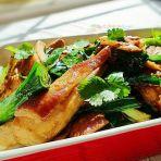 姜蒜炒豉油鸡