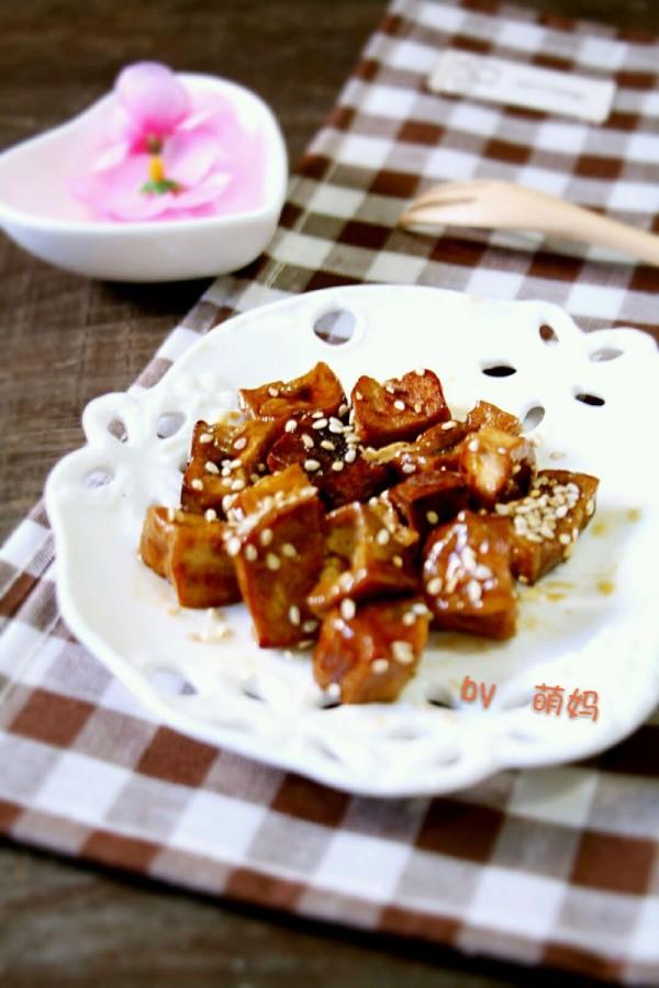 酱香豆腐干