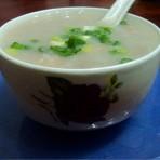 江瑶柱槟榔芋粥的做法