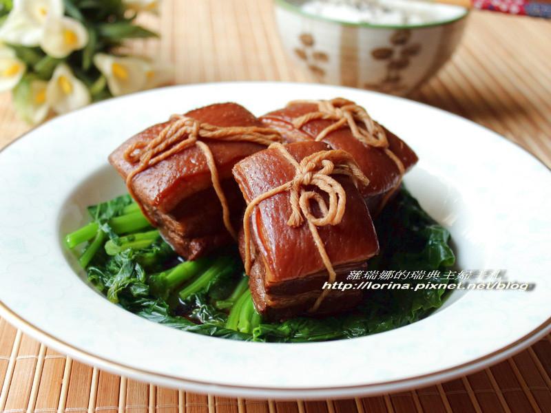江浙名菜东坡肉
