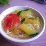 姜汁挂面汤的做法