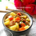 健康土豆红烧肉