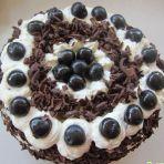 简易版黑森林蛋糕