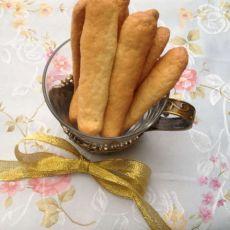 简易手指饼干
