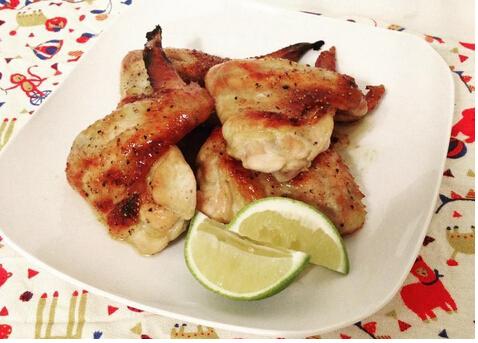 焦糖烤鸡翅