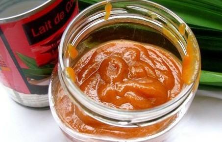 焦糖椰香抹酱的做法