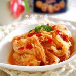 家庭版韩式辣白菜的做法