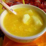 鸡蛋山药玉米粥