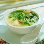 芥菜豆腐汤的做法