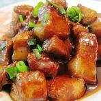桔普茶红烧肉