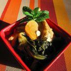 鸡脚煲白菜干汤