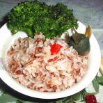 井冈红米饭的做法