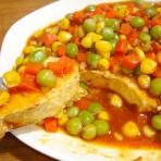 金玉酱扒豆腐