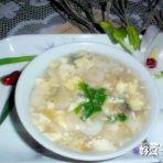 金针豆腐羹