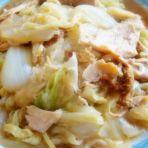 鸡肉手撕白菜