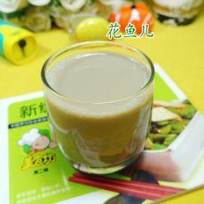 咖啡豆浆的做法