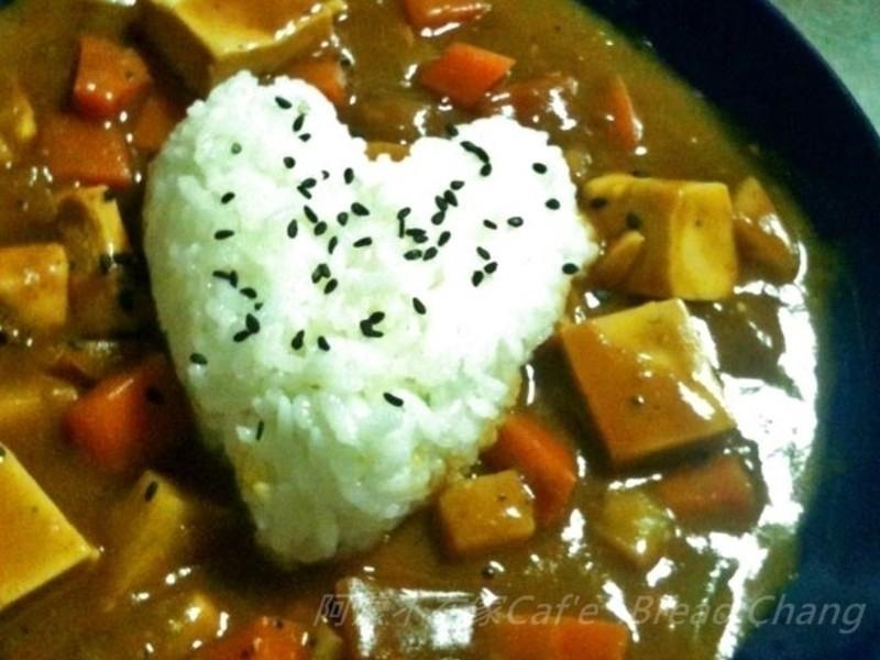 咖哩豆腐鸡