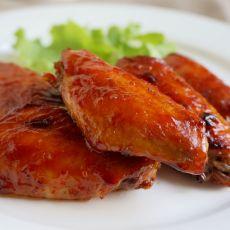烤番茄鸡翅
