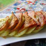 烤培根土豆夹的做法